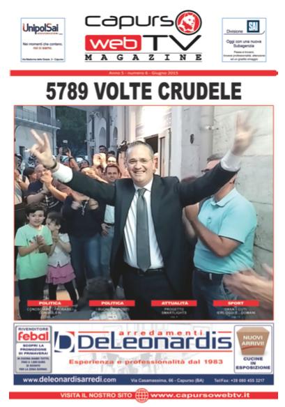 Capurso Web Tv Magazine n°6 anno 5